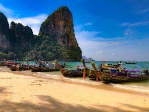 ירח דבש בתאילנד