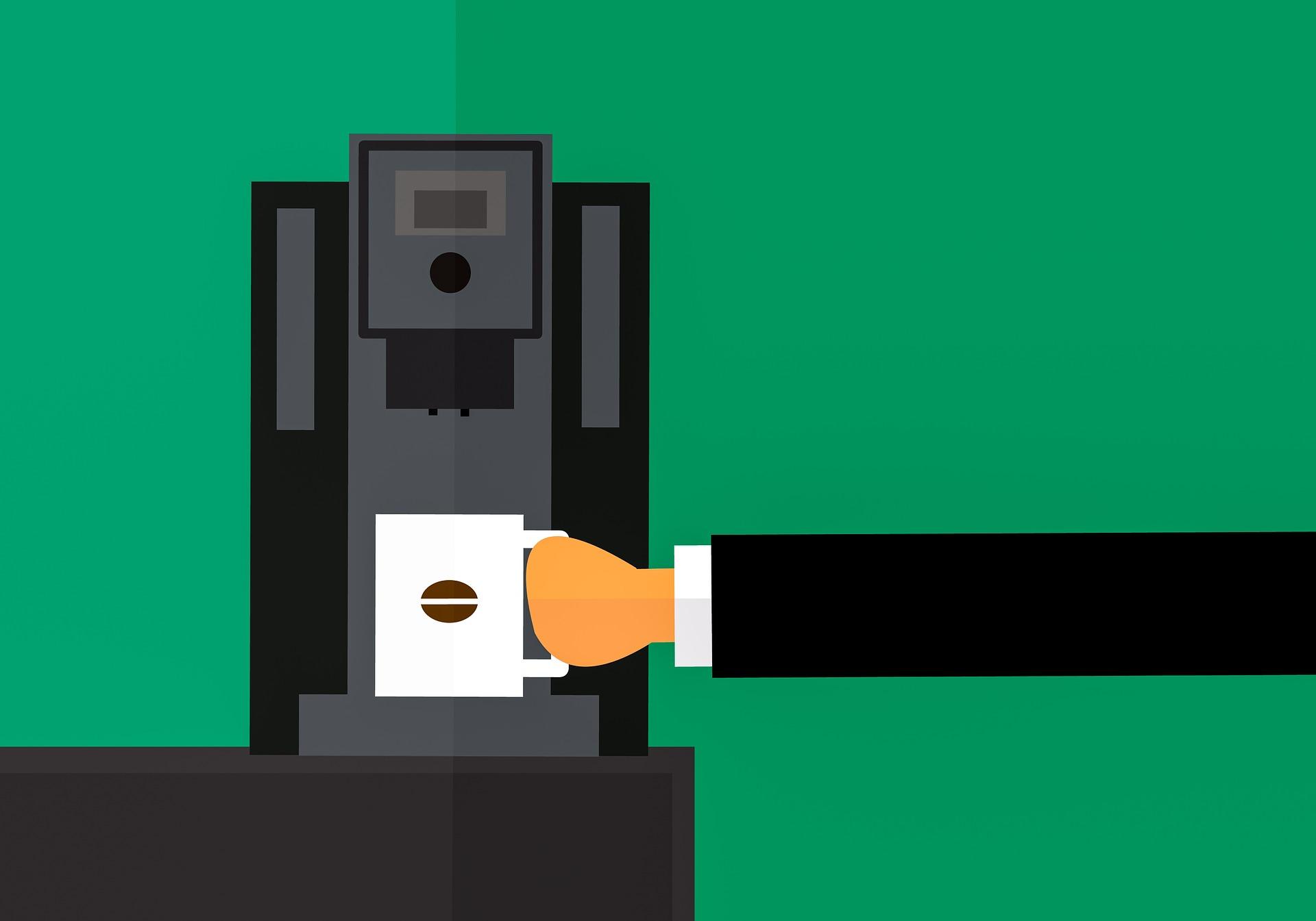 איך להתאים מכונת קפה לעסק?
