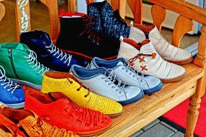 איך מאחסנים נעליים?