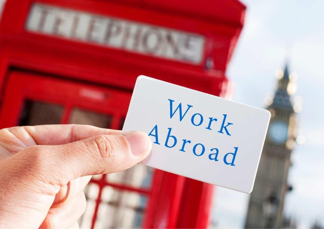 """איך מוצאים עבודה בחו""""ל?"""